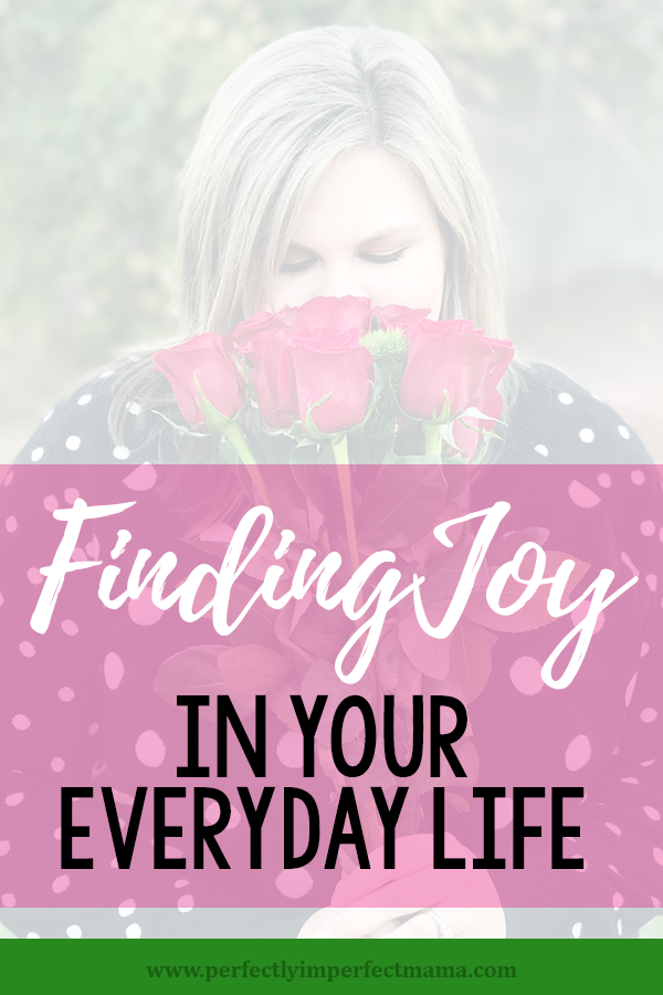 Sometimes it can feel hard to find joy in your everyday life, but these 6 tips can help!