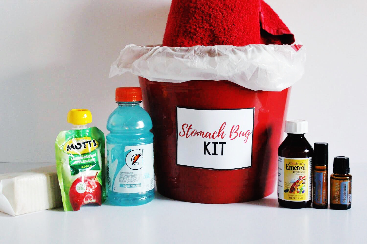Sickness always seems to hit at the worst times. Be prepared before it hits by making Sick Day Kits--cleaning, caring, comforting, and more. Plus FREE printables!