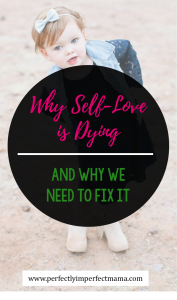 As a society of women, we've stopped truly loving ourselves. We've forgotten how to love ourselves and become afraid of showing ourselves love. That process needs to stop.
