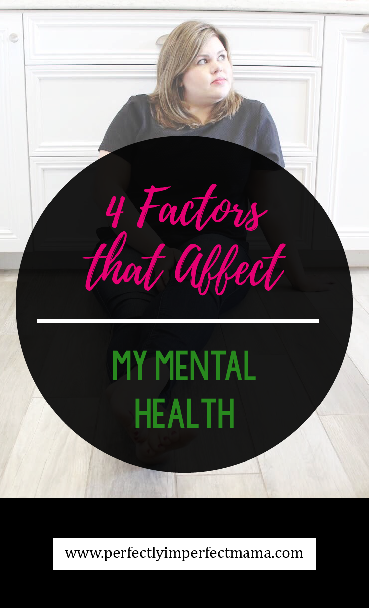 Mental health is such a tough subject, and while there are many different routes to take when trying to overcome it, there are 4 things I always look to when I have a worse than normal day. Read on to see what they are.