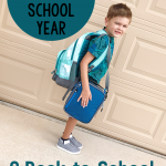 Back-to-school life can be chaotic: solidifying routines, managing responsibilities--both your kids' and your own, packing lunches, and finding time to connect and have fun with your kids. Here are 9 life hacks that make everyday life during the school year run as smooth as possible. #lifehacks #parentinghacks #backtoschool