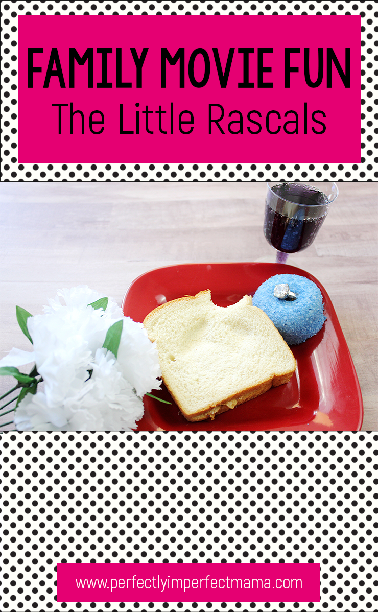 Remember the iconic date-gone-wrong scene between Darla and Alfalfa in The Little Rascals? Recreate it with your kids as a fun family movie night activity with your kids!