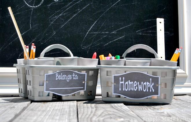 There are so many great back-to-school tips floating around the internet, and I've rounded up some of the best ones here in one place. Find tips for prepping for back-to-school, the first day, breakfasts, lunches, and systems & routines. #backtoschool