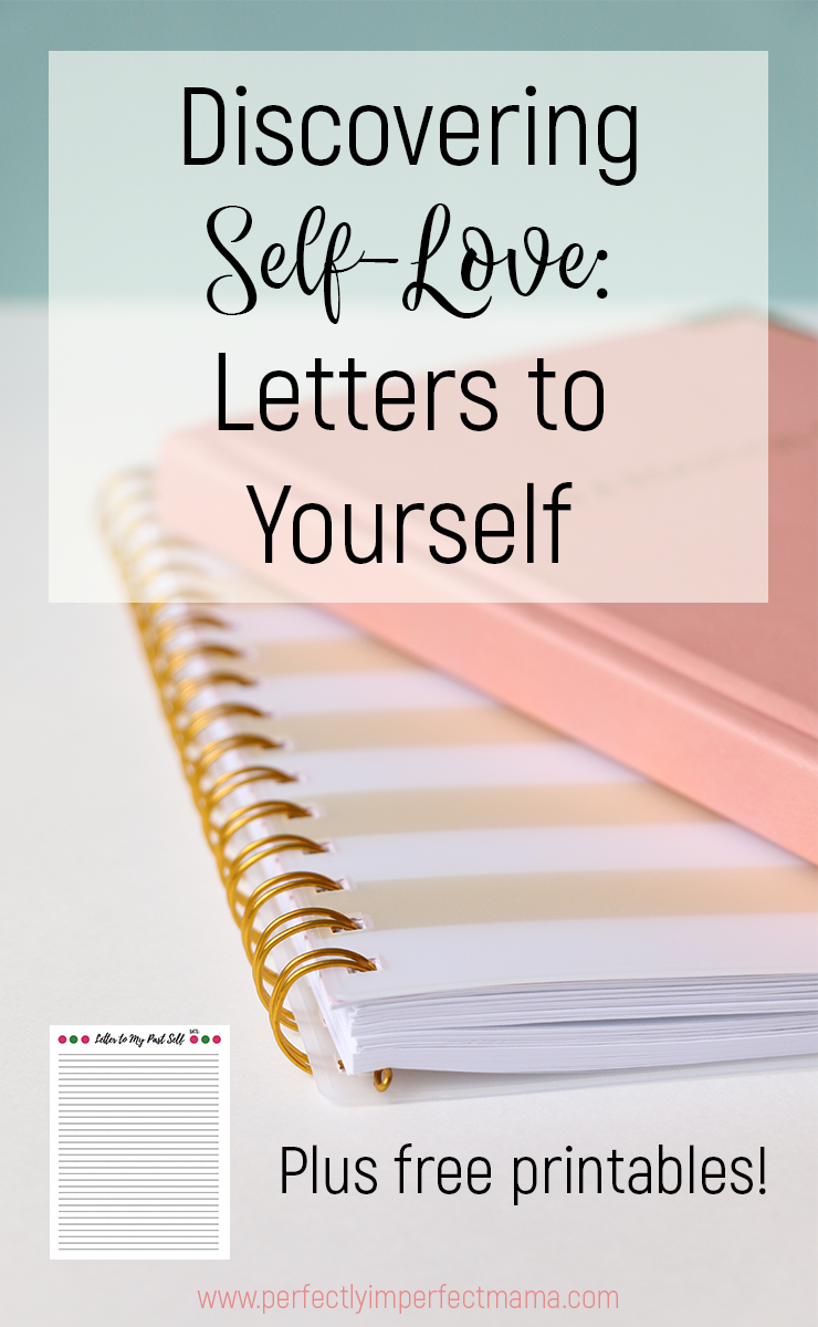 In today's society, self-love is a tough thing to learn, develop, and practice. If you're struggling with self-love, try writing these three letters to yourself and watch your self-love and self-compassion grow. Free printables! #selflove #freeprintable #printables