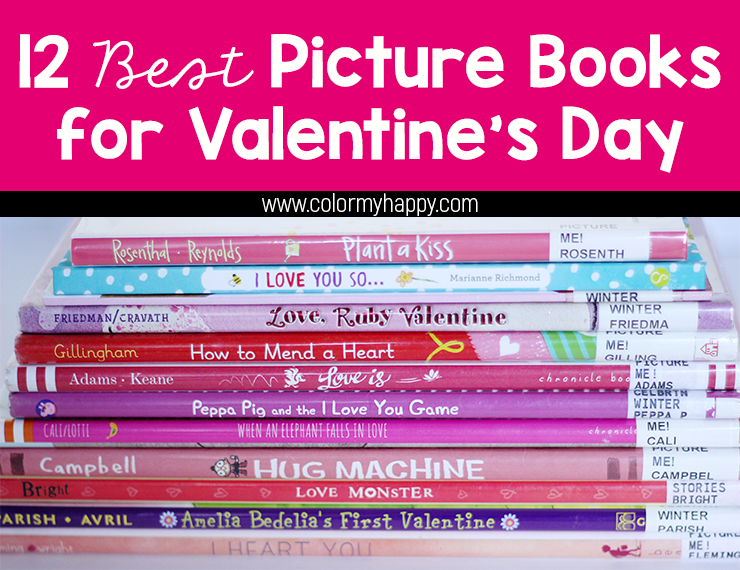 Valentine's Day books are a great way to teach kids to let the important people in their lives know how much they matter. But good Valentine's Day books can be hard to find, so here's a list of 12 cute ones to start your collection.