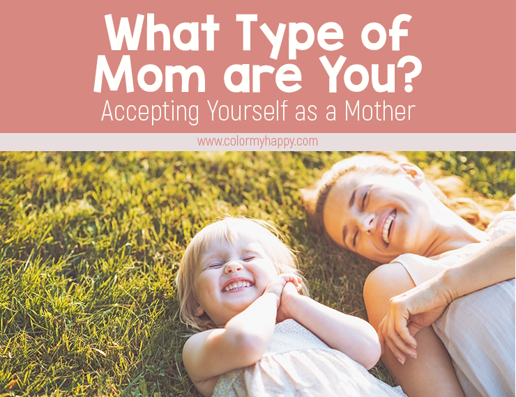 With all the different ways there are to mother, it's sometimes hard to stop comparing and accept the way we choose to do things. But we've got to stop the comparison game. Here are some tips for accepting yourself as a mom--strengths, weaknesses, and everything in between.