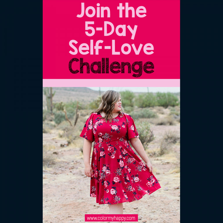 As moms, we're pretty good at showing love to the people around us, but often times we forget to show love to ourselves. Sometimes we're not even sure we do love ourselves. If you've ever felt a little self-doubt, this challenge is for you. Join the 5-Day Self-Love Challenge and watch your self-image grow!