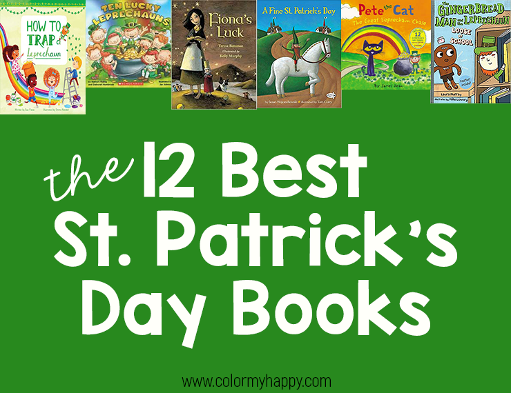 Good St. Patrick's Day books are hard to come by. I rounded up a huge stack and read through them all, then picked only the best options to share. Come find out which picture books you should read to your kids to get into the holiday spirit and learn a little bit more about St. Patrick's Day.