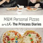 Family Movie Fun activity for The Princess Diaries