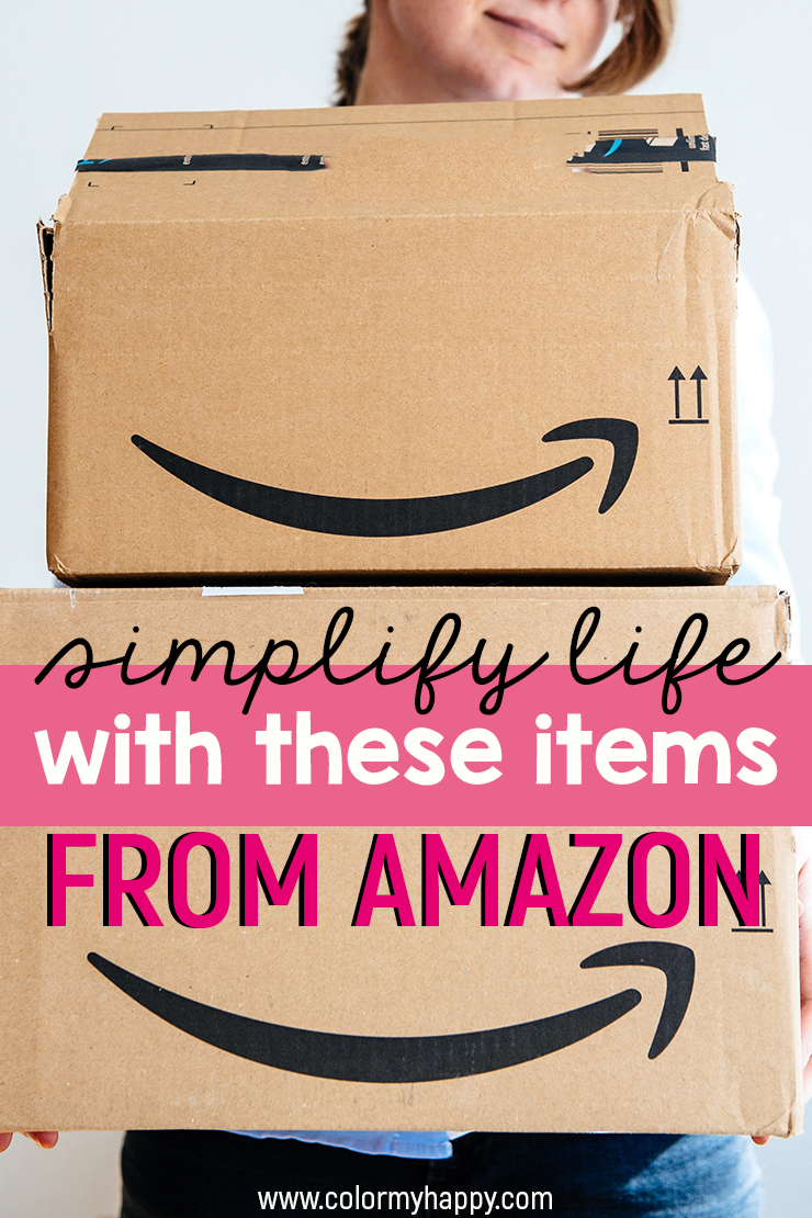 Simplify Life with These Items from Amazon