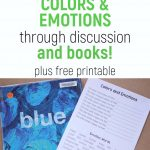 teaching colors and emotions