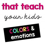emotions and colors