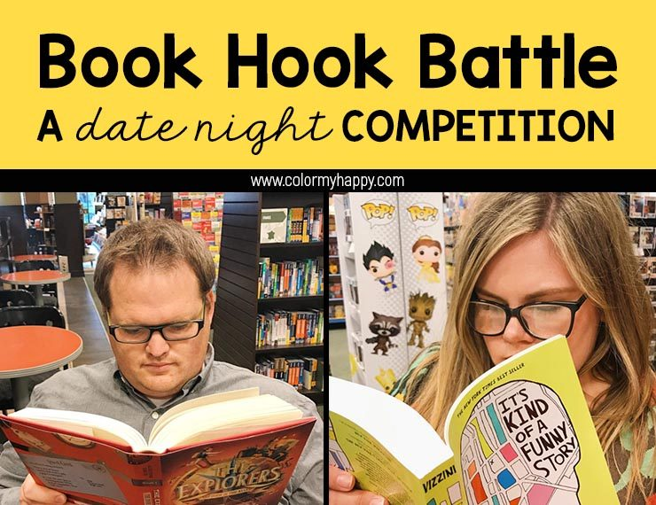 book competition