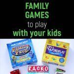 family games for kids
