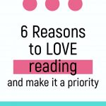 why you should make reading a priority