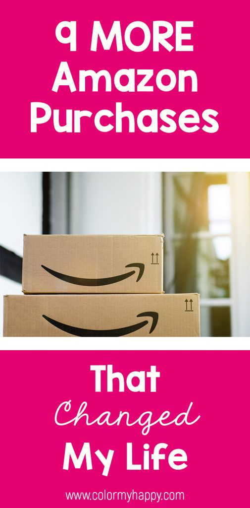 Two Amazon boxes sitting on a porch