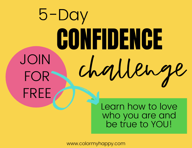 Chart showing the 5-day confidence challenge